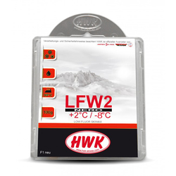 Парафин HWK LFW2 (+2-8) Nero graphite 100г