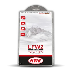 Парафин HWK LFW2 (+2-8) Nero graphite 180г