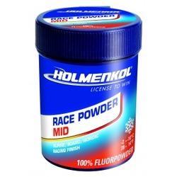 Порошок Holmenkol Race MID (-2-10) 30г