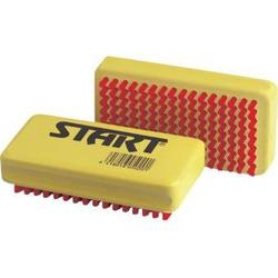 Щётка Start (нейлон красный) полировочная soft 5020