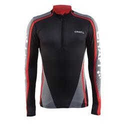 Комбинезон лыжный (Рубашка) Craft Race мужская черный