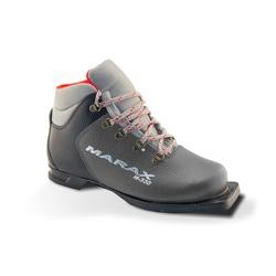 Ботинки лыжн. Marax 75 mm. нат.кожа