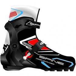 Ботинки лыжн. Spine Concept Skate Carbon Pro SNS Pilot (синт)