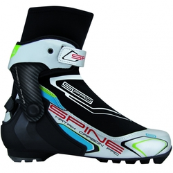 Ботинки лыжные Spine Matrix Carbon Pro SNS Pilot (синт)