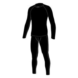 Комплект термо M Nordski Warm черн