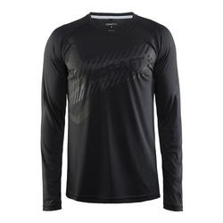 Рубашка Craft Gain Training мужская черный