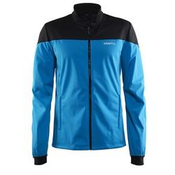 Разминочная куртка Craft M Voyage мужская син/черный