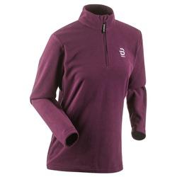 Толстовка BD Half Zip Drift флис женская фиолетовый