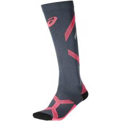 Гетры Asics LB Compression Sock черн/розовый