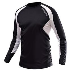 Рубашка Noname Echo LS Shirts черн/бел