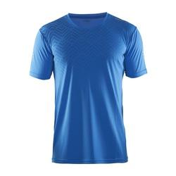 Футболка Craft M Mind Run мужская синий