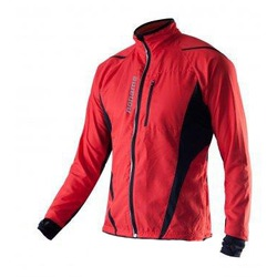 Куртка Noname Robigo Running красный