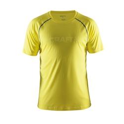 Футболка Craft Active мужская желт