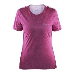 Футболка Craft W Mind Run женская розовый