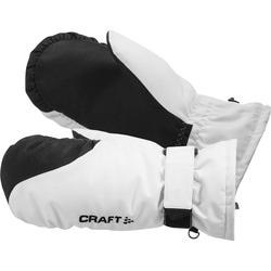 Варежки Craft Alpine бел/черн