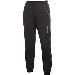 Разминочные штаны-самосбросы Craft Touring женские чёрный