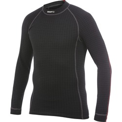 Рубашка Craft Pro Wool мужская чёрный