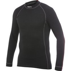 Термобелье Рубашка Craft M Pro Wool мужская чёрный