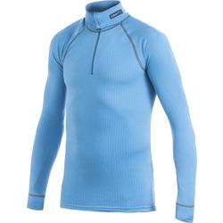 Рубашка термо Craft Pro Zero на молнии мужская яр.голубой
