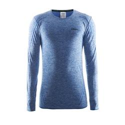 Рубашка Craft Active Comfort муж синий меланж