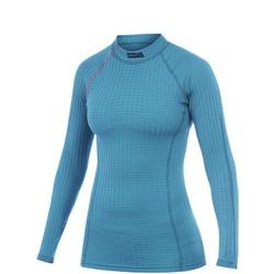 Термобелье Рубашка Craft W Pro Zero Extreme женская мор.волна