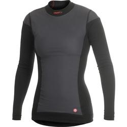 Термобелье Рубашка Craft W Active Extreme WS женская черный