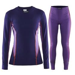 Комплект Craft Active Multi женский фиолет