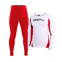 Комплект Craft Active Multi муж крас/бел/черн