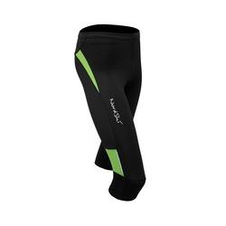 Капри NordSki Premium Black/Green