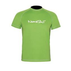 Футболка NordSki Active Green Jr