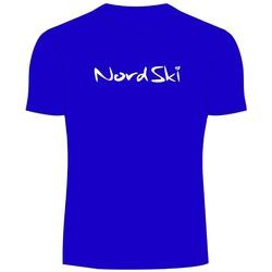 Футболка NordSki M Active мужская Blue