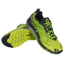 Кроссовки беговые Scott T2 Kinabalu 3.0 yellow/green