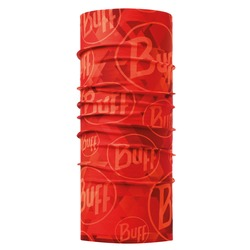 Бандана Buff Original Tip Logo Orange Fluor
