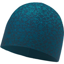 Шапка Buff Microfiber&Polar Hat Ivana Blue Carpi