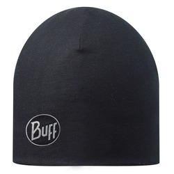 Шапка Buff Microfiber&Polar Hat Solid Black