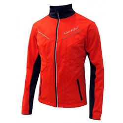 Разминочная куртка NordSki M Premium SoftShell мужская красная