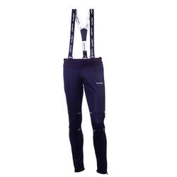 Разминочные штаны на лямках W Nordski Premium черн