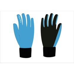 Перчатки NordSki Warm WS National Blue