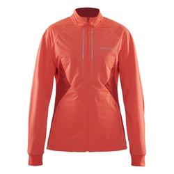 Разминочная куртка Craft W Storm 2.0 XC женская розовая