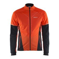 Разминочная куртка Craft M Storm 2.0 XC мужская пламя