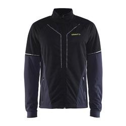 Разминочная куртка Craft M Storm 2.0 XC мужская черн/т.серый