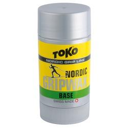 Мазь Toko Wax твёрдая, зелёная, базовая, 0°/-30°С, 27г.