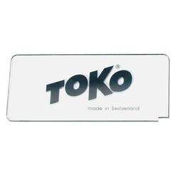Скребок Toko плексиглас 5мм в упаковке