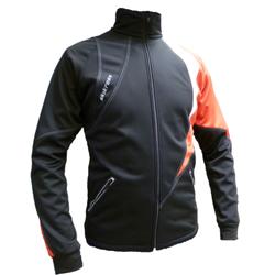 Разминочная куртка Skikross Уреньга черн/крас
