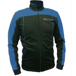 Разминочная куртка SkiKross Сатка черн/синий
