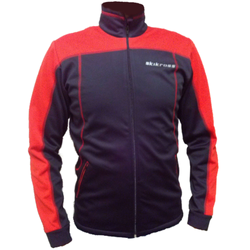 Разминочная куртка SkiKross Сатка черн/красный