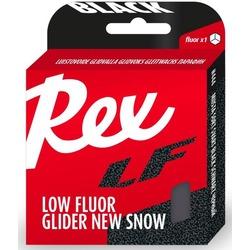 Парафин REX LF (+2-12) Graphite 86г д/свежего снега