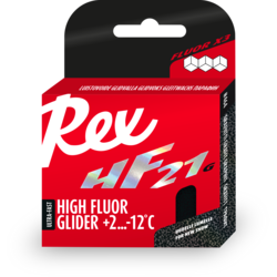 Парафин REX HF21 Graphite (+2-12) 40г