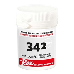 Порошок REX Racing Service 342 (+10-20) 30г
