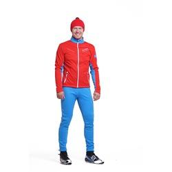 Разминочный костюм M Nordski SoftShell National Red